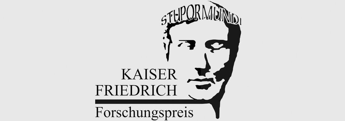 Kaiser Friedrich Forschungspreis 2020
